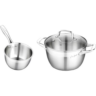 Lamart Stainless Steel Sauce Pan & Casserole Set - Image 1