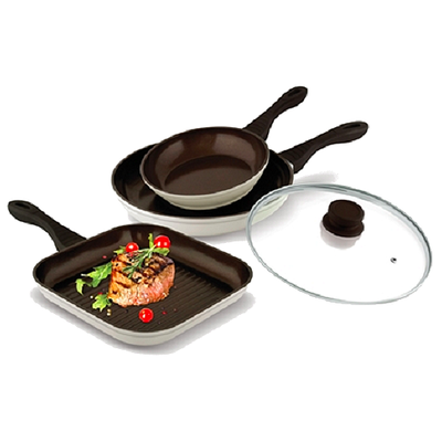Lamart Non-Stick Ceramic Cookware Set - Image 1