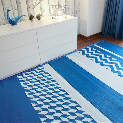 Katve Mat - Blue - Image 1