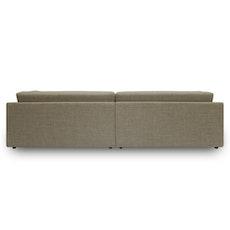 Dennis 4 Seater Sofa - Light Brown