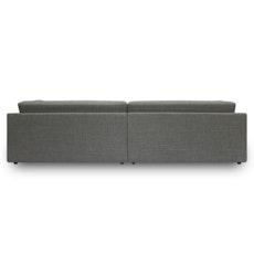 Dennis 4 Seater Sofa - Dark Grey