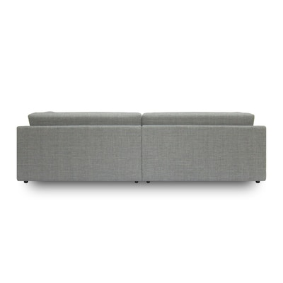 Dennis 3 Seater Sofa - Light Grey
