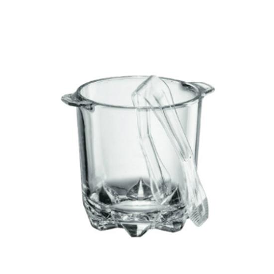 Borgonovo - Polka Ice Bucket with Tongs