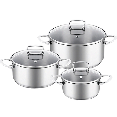 Lamart Stew Pot with Lid Set