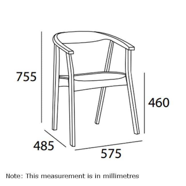Greta Chair - Natural - 5
