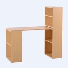 KOJA H Desk - Birch