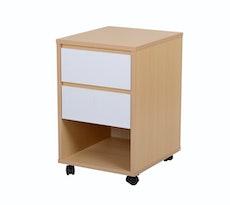 KOJA Desk Storage - Birch