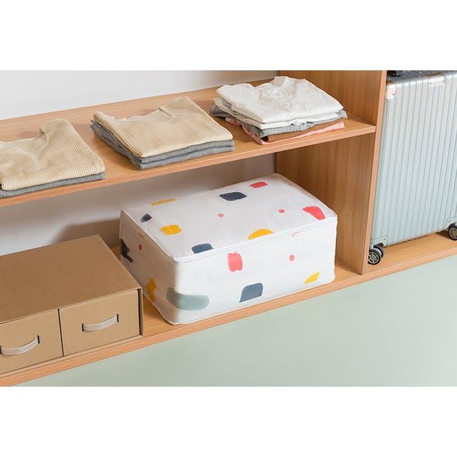 Sandy Fabric Storage Case - Small - 3