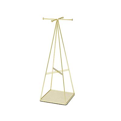 Prisma Jewelry Stand - Brass - Image 2