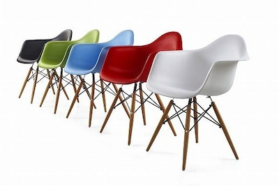 DAW Chair - White - Image 2