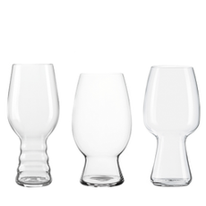CRAFT BEER GLASSES Tasting Kit (Set of 3)