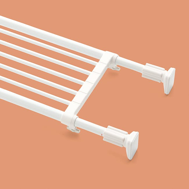 HEIAN DIY Extension Shelf - 73cm to 112cm - 1
