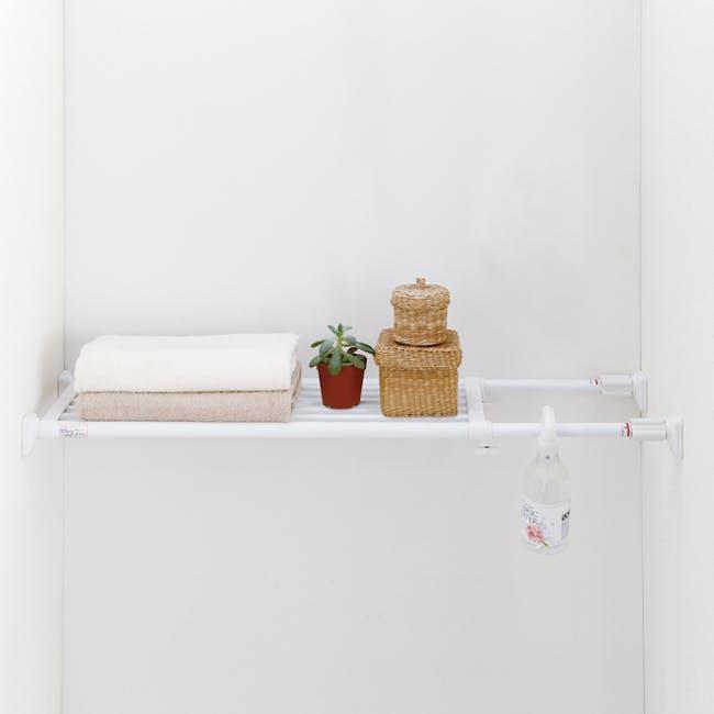 HEIAN DIY Extension Shelf - 73cm to 112cm - 2