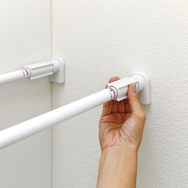 HEIAN DIY Extension Shelf - 73cm to 112cm - 4