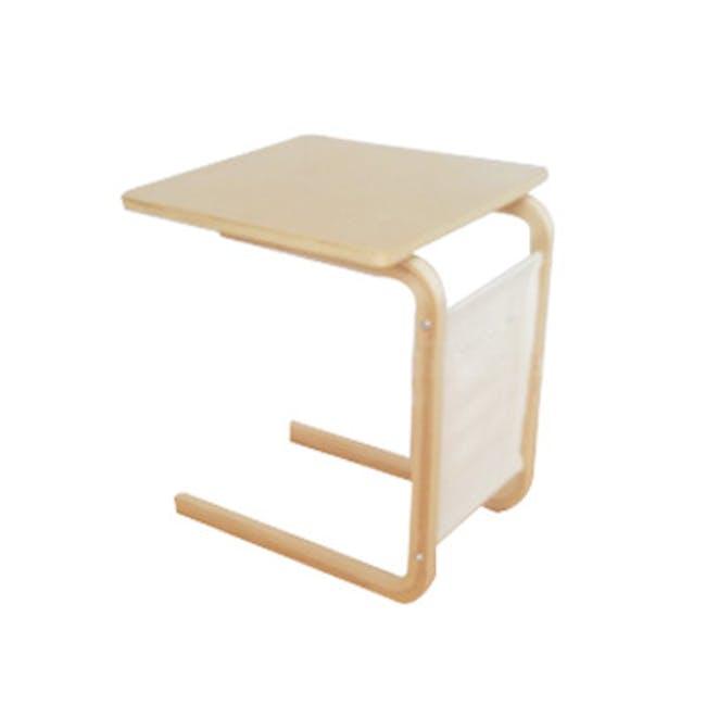 (As-is) Mizuki Side Table - 3 - 19