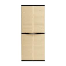 Optimus Large Storage Cabinet - Beech
