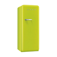 FAB28 Smeg 50s Retro Fridge - Lime Green