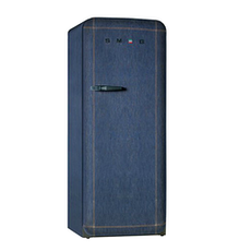 FAB28 Smeg 50s Retro Fridge - Denim