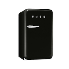 FAB10 Smeg 50s Retro Bar Fridge - Black