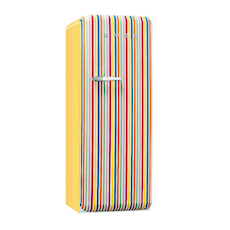 FAB28 Smeg 50s Retro Fridge - Colour Strip