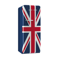 FAB28 Smeg 50s Retro Fridge - Union Jack