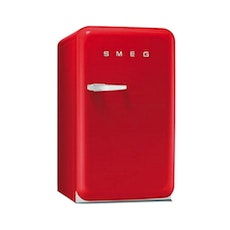FAB10 Smeg 50s Retro Bar Fridge - Red