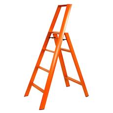 Hasegawa 4 Step Aluminium Ladder – Orange