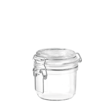 Fido Terrina Jar Herm 200 - Clear Top (Buy 3 Get 1 Free!)