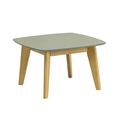 Kierra Low Coffee Table - Grey - Image 1