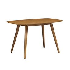 Stockholm 4 Seater Dining Table - Cocoa