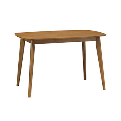 Harold Dining Table 1.2m - Cocoa - Image 2