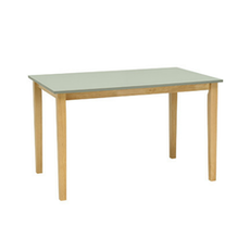 Copenhagen 4 Seater Dining Table - Natural, Grey