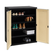 Optimus Shoe Cabinet - Beech