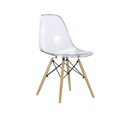 DSW Chair - Clear - Image 2
