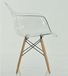 DAW Chair - Clear