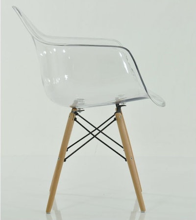 DAW Chair - Clear - Image 2