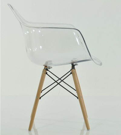 DAW Chair - Clear
