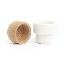 Espresso Cups (Set of 4) - Pearl