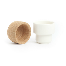 Espresso Cups (Set of 4) - Dark Grey