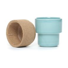 Teacups (Set of 2) - Blue