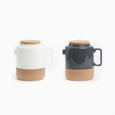 Teapot - Dark Grey