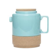 Teapot - Blue