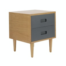 Copenhagen Bedside Table