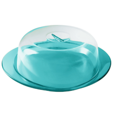 Feeling Cake Serving Set - Blue