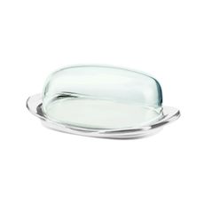 Feeling Butter Dish - Clear