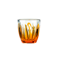 Iris Water Glass - Yellow