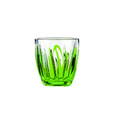 Iris Water Glass - Green