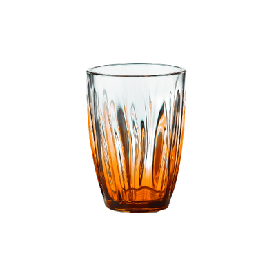 Iris Soft Drink Glass - Yellow
