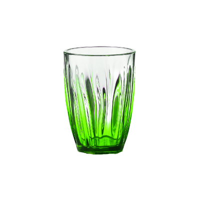 Iris Soft Drink Glass - Green