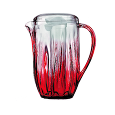 Iris Refrigerate Pitcher - Red